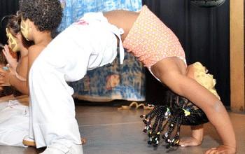Beneficios de la Capoeira para los niños.