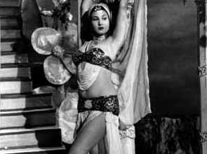 La época de oro de la danza árabe