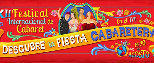 XII Festival Internacional de Cabaret