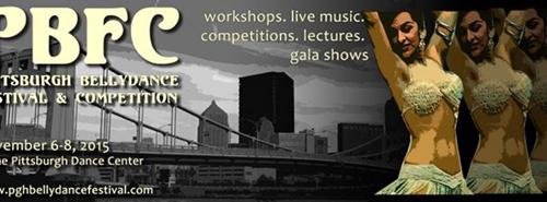Pittsburgh Bellydance Festival and Competition 2015