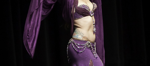 BELLY DANCER OF THE YEAR