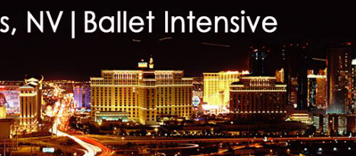 Ballet intensivo en Las Vegas