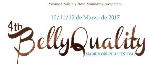 Belly Quality Madrid Oriental Festival
