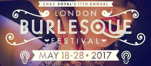 London Burlesque Festival 2017