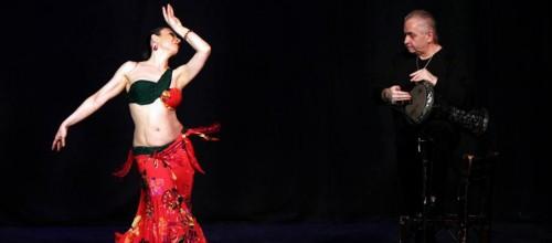 """""""La bailarina como el último instrumento musical de la orquesta"""". Hossam Ramzy"""