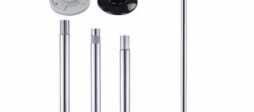 Tipos de tubos para practicar Pole Dance